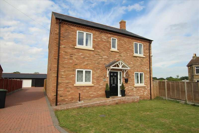 4 Bedrooms Detached House for sale in George Town Cottages, Tempsford Road, Sandy, SG19