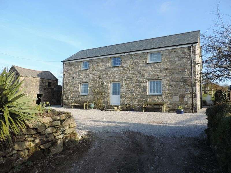 4 Bedrooms Property for sale in Polmarth Farm Carnmenellis, Redruth