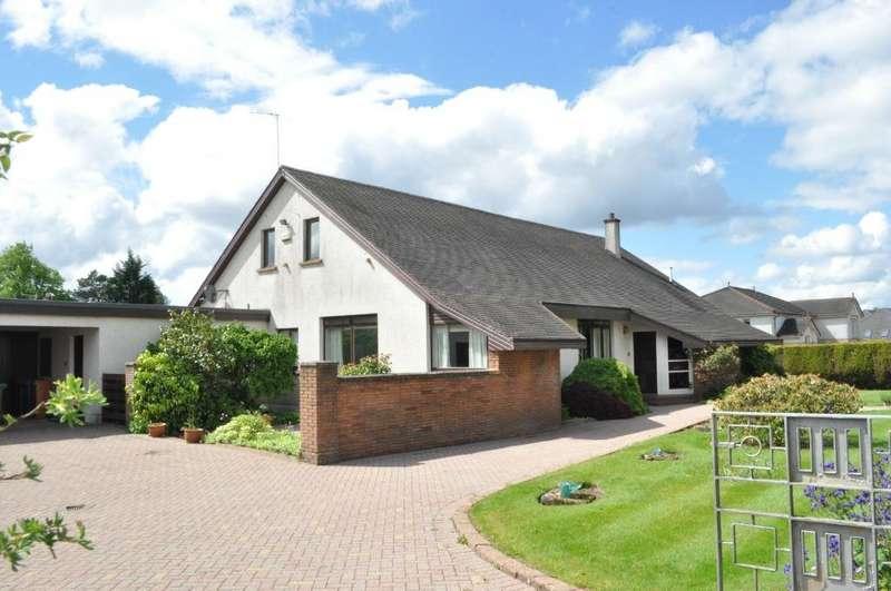 5 Bedrooms Detached House for sale in Upper Glenburn Road, Bearsden, East Dunbartonshire, G61 4BW