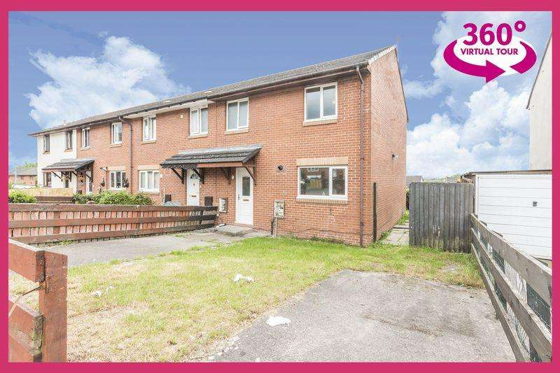 3 Bedrooms End Of Terrace House for sale in Aberthaw Drive, Newport - REF# 00006924 - View 360 Tour at