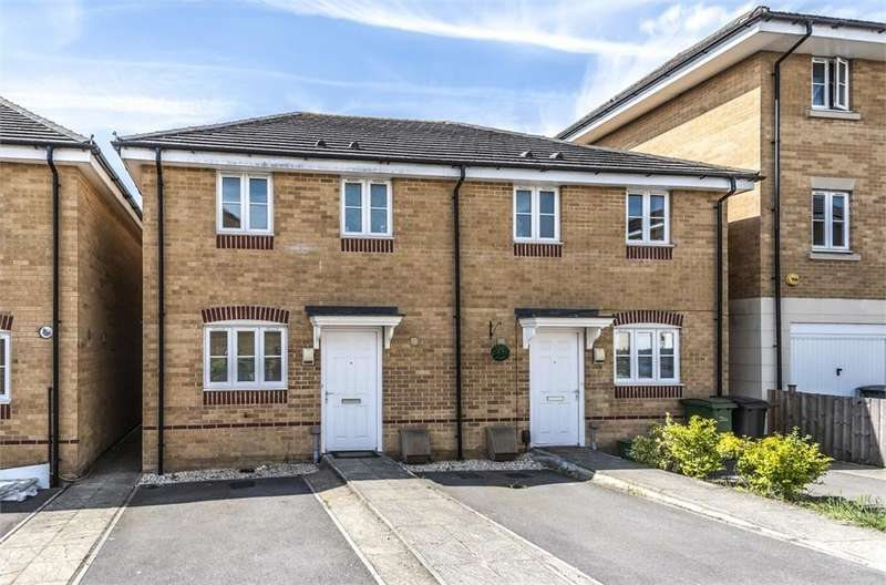 3 Bedrooms Semi Detached House for sale in The Firs, Newbury, Berkshire