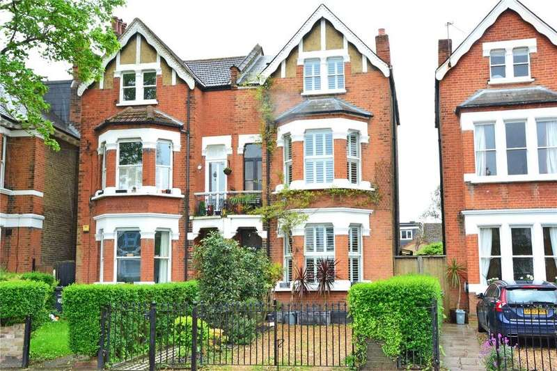 4 Bedrooms Semi Detached House for sale in Manor Park, Hither Green, London, SE13
