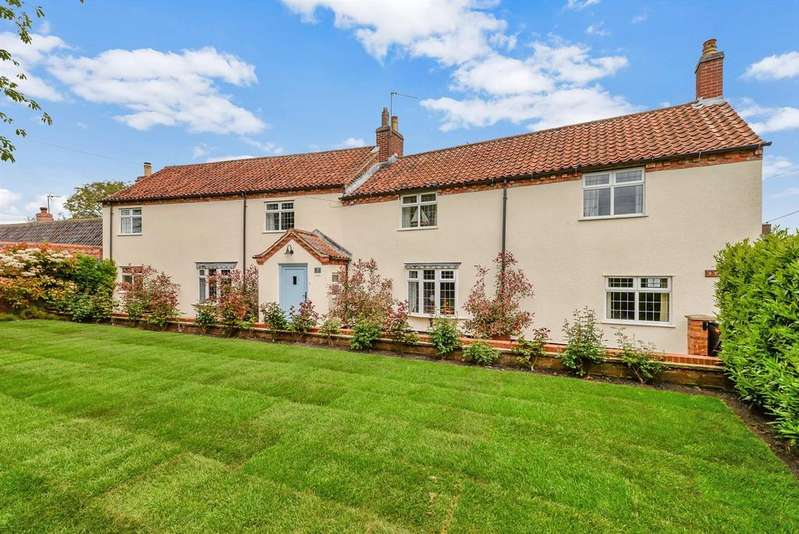 4 Bedrooms Detached House for sale in 2 The Green, Muston, Nottingham