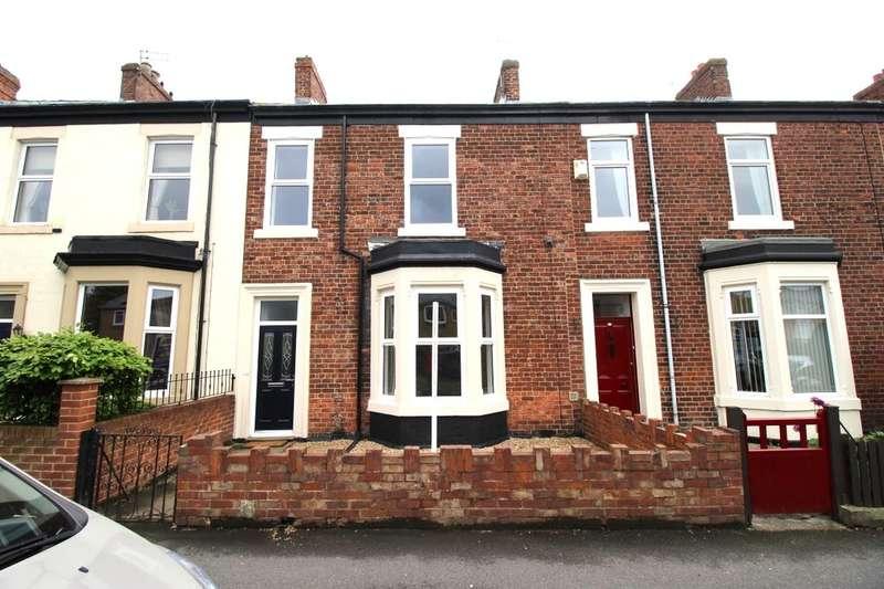 4 Bedrooms Terraced House for sale in Croft Terrace, Jarrow, NE32