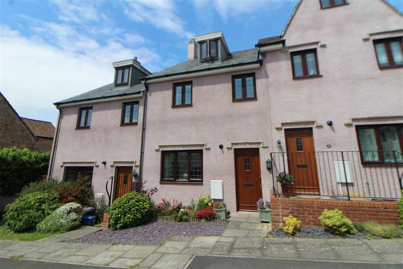 4 Bedrooms Terraced House for sale in King Harolds View, Caldicot