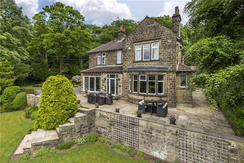4 Bedrooms Unique Property for sale in Langroyd, Parkside, Bingley, West Yorkshire