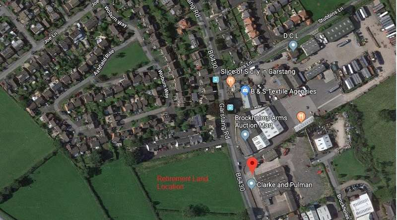 Plot Commercial for sale in Land, Garstang Road, Catterall, Preston
