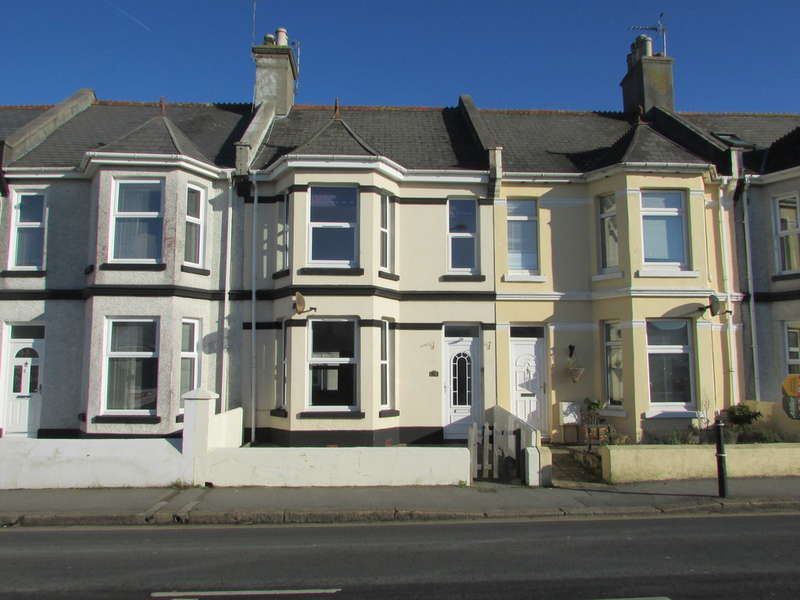 3 Bedrooms Terraced House for sale in Antony Road, Torpoint