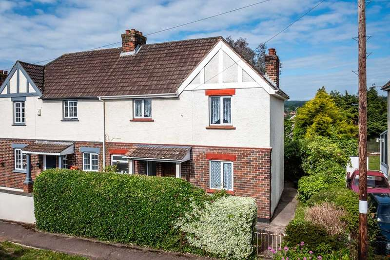 3 Bedrooms Semi Detached House for sale in Jubilee Road, Lydney