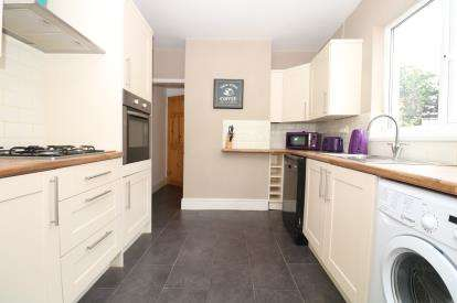3 Bedrooms Terraced House for sale in Long Street, Wigston, Leicester, Leicestershire