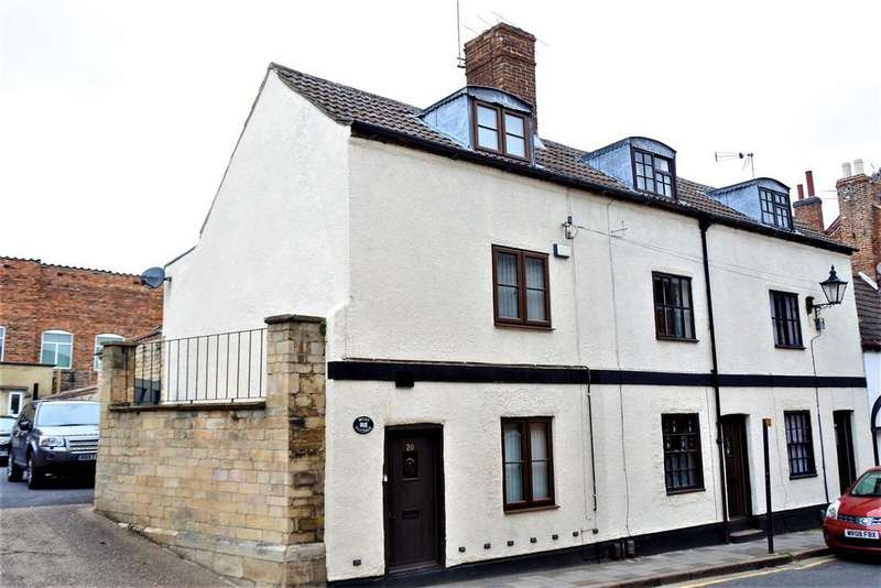 2 Bedrooms Town House for sale in Castlegate, Grantham
