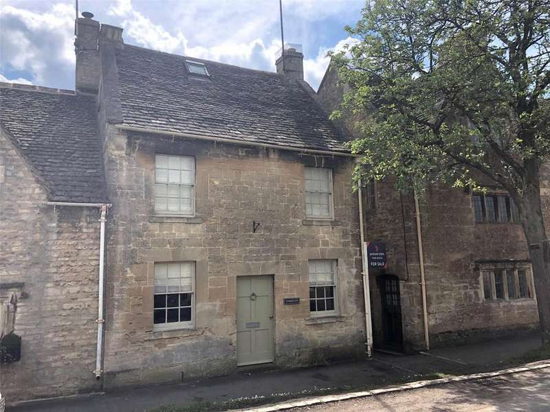 3 Bedrooms End Of Terrace House for sale in High Street, Northleach, Cheltenham, Gloucestershire, GL54
