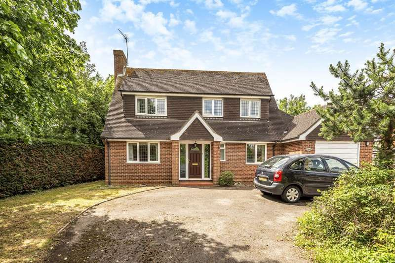 3 Bedrooms Detached House for sale in Norden Road, Maidenhead, SL6