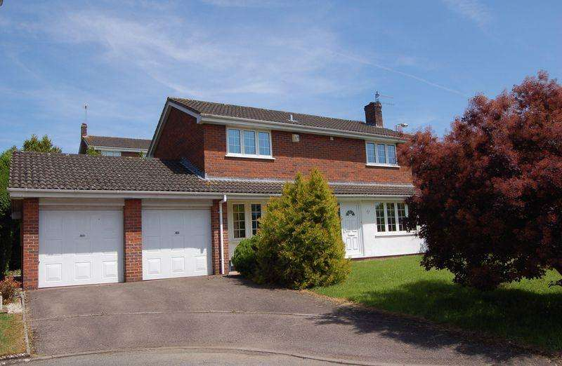 4 Bedrooms House for sale in Howard Bowen Close, Osbaston