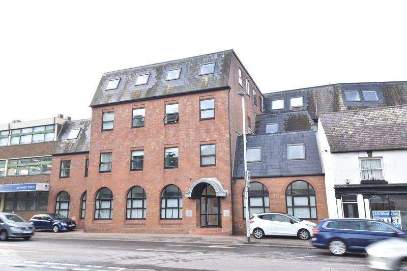2 Bedrooms Apartment Flat for sale in West Street, Dunstable