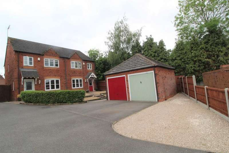 3 Bedrooms Semi Detached House for sale in ULLESTHORPE