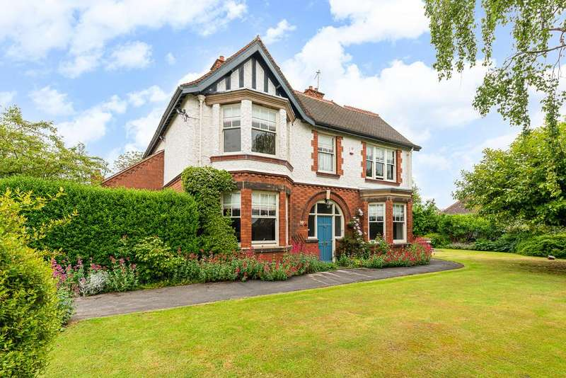 4 Bedrooms Detached House for sale in Park Lane, Sutton Bonington