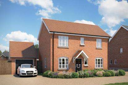 3 Bedrooms House for sale in Newlands, Stoke Lacy, Bromyard