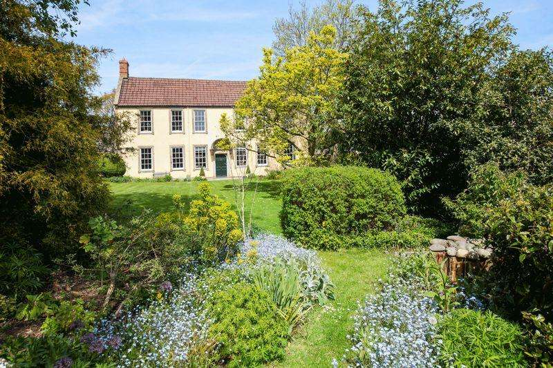 5 Bedrooms Detached House for sale in Downside, Between Wells and Castle Cary