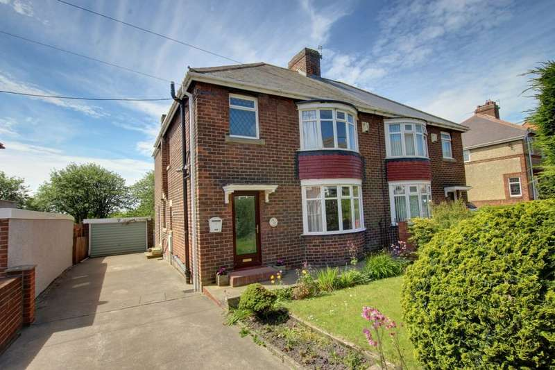 3 Bedrooms Semi Detached House for sale in Church Lane, Murton, Seaham, SR7