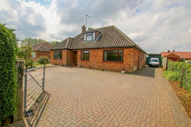 4 Bedrooms Detached House for sale in Snettisham