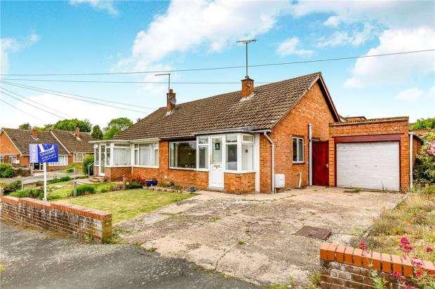 2 Bedrooms Semi Detached Bungalow for sale in Woodlands Crescent, Buckingham