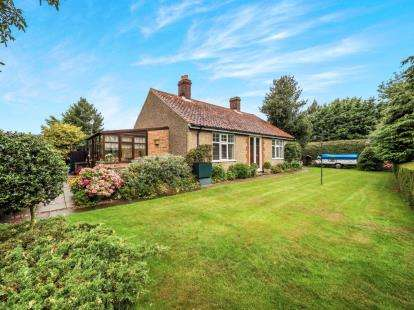 2 Bedrooms Bungalow for sale in Smallburgh, Norwich, Norfolk
