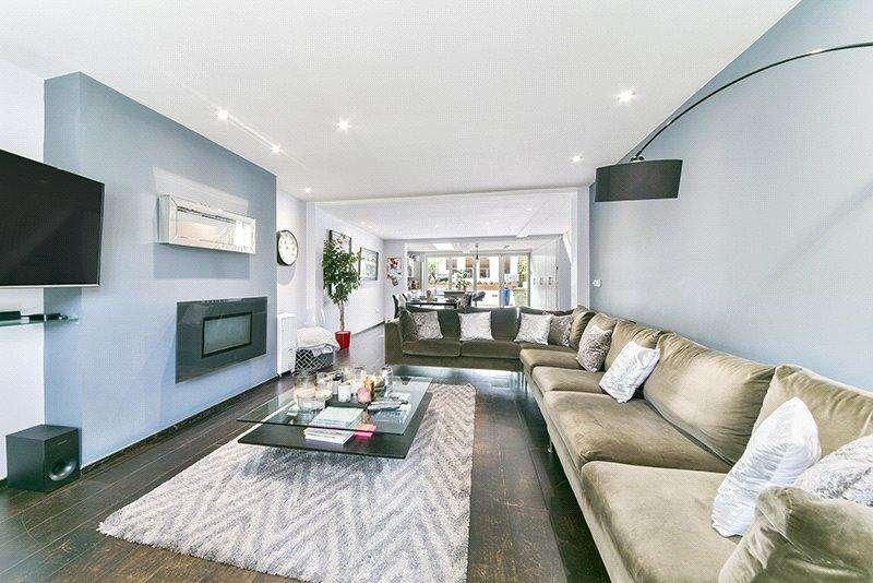 3 Bedrooms Terraced House for sale in Almington Street, London, N4