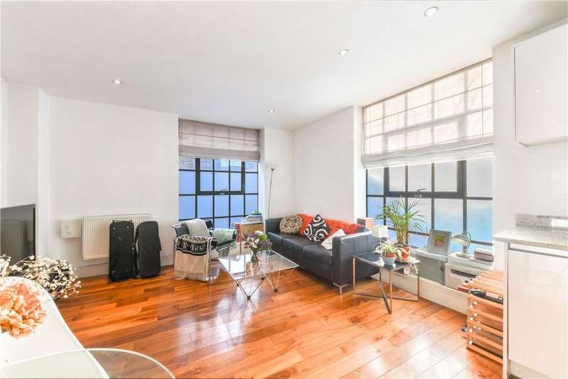 2 Bedrooms Flat for sale in Tate Apartments, 3 Sly Street, Aldgate, London, E1