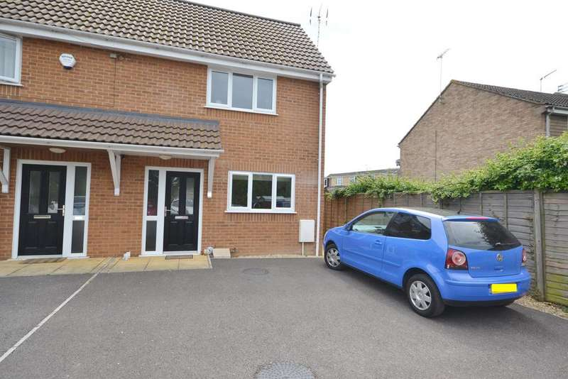 3 Bedrooms End Of Terrace House for sale in Woodview Road, Norman Hill, Dursley, GL11 5SE