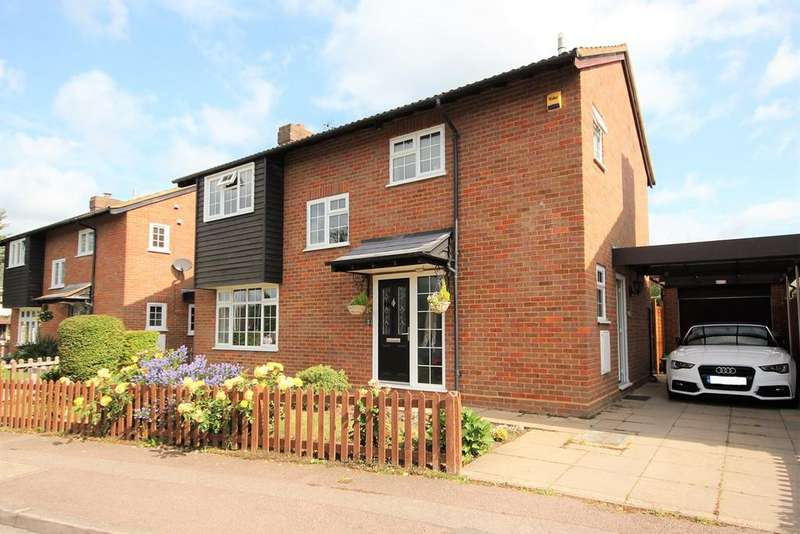 4 Bedrooms Detached House for sale in Queen Elizabeth Close, Shefford, SG17