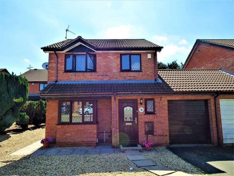3 Bedrooms Detached House for sale in Kendal Close, Peterborough, Cambridgeshire. PE4 7GN