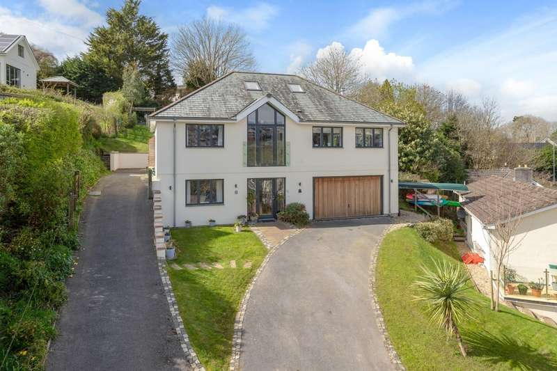 4 Bedrooms Detached House for sale in Spingfield Drive, Kingsbridge