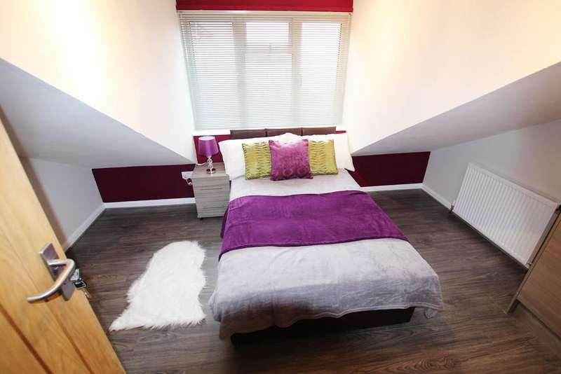 1 Bedroom House Share for rent in Inchwood, Bracknell