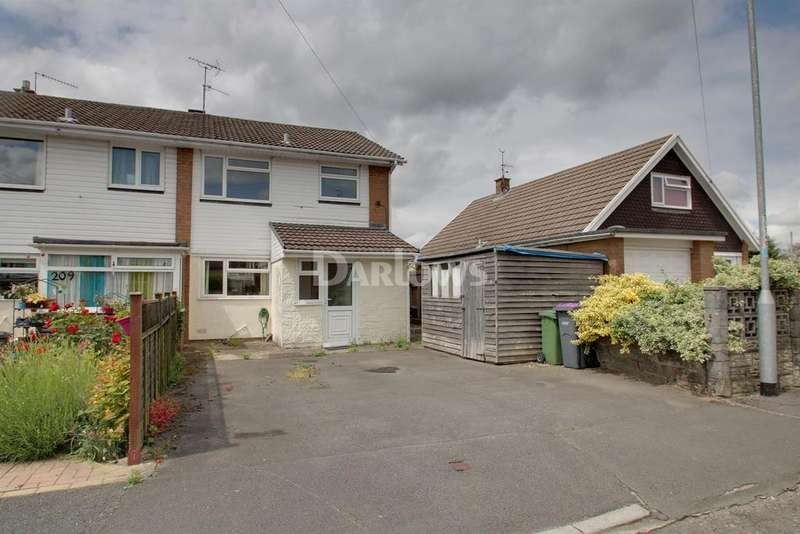 3 Bedrooms End Of Terrace House for sale in The Highway, Croesyceiliog, Cwmbran