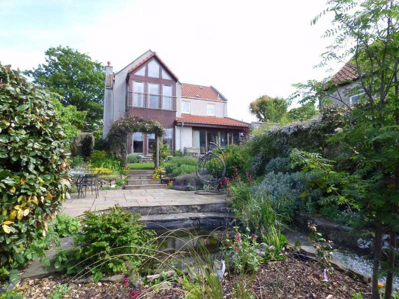 4 Bedrooms Detached House for sale in School Green, Anstruther