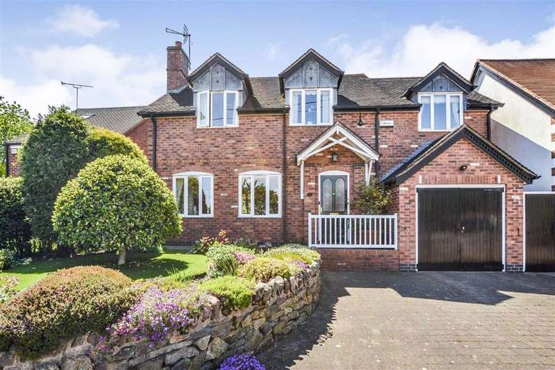 4 Bedrooms Detached House for sale in Bagworth