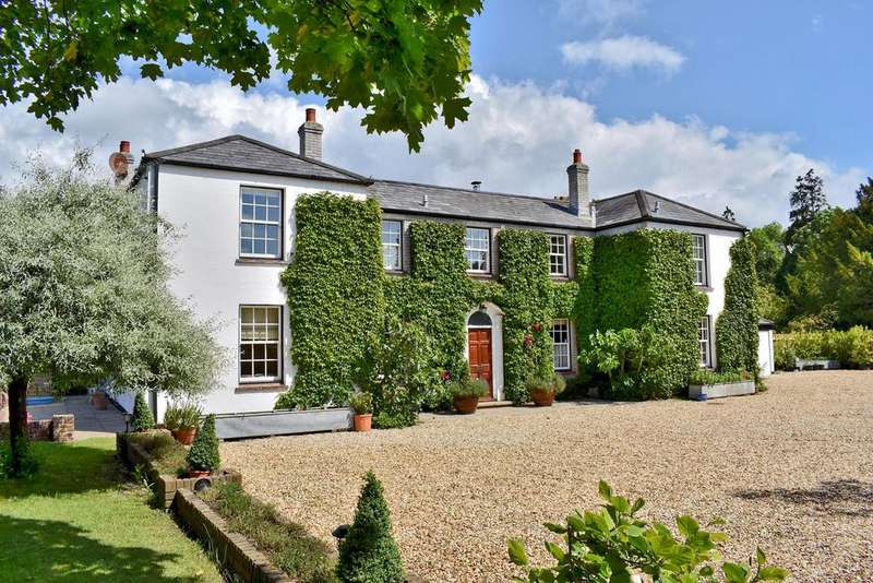 5 Bedrooms Detached House for sale in Shirley Holms Road, Shirley Holms, Boldre, SO41