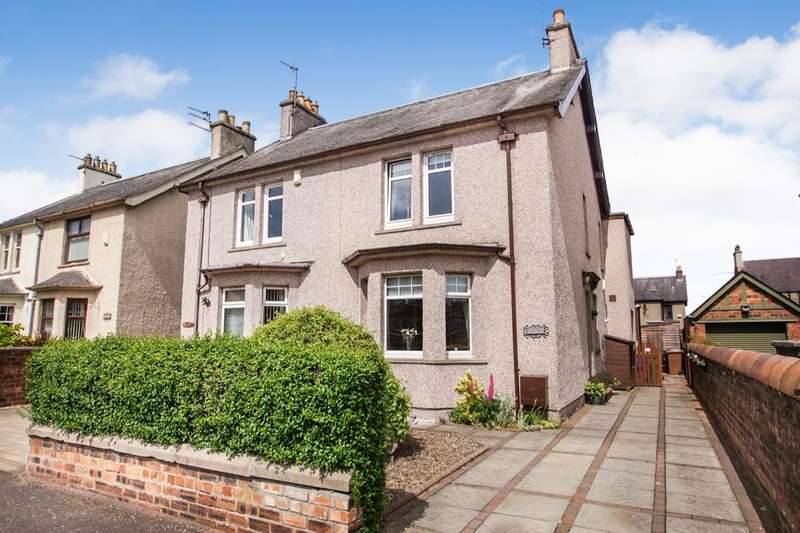4 Bedrooms Semi Detached House for sale in Carberry Park, Leven, KY8