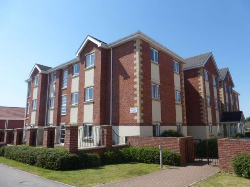 2 Bedrooms Apartment Flat for sale in Venables Court, Venables Way, Carlton Boulevard, Lincoln LN2