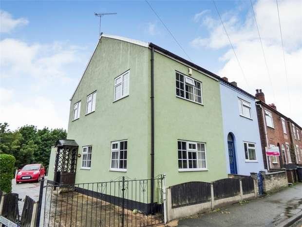 4 Bedrooms Semi Detached House for sale in Runcorn Road, Barnton, Northwich, Cheshire