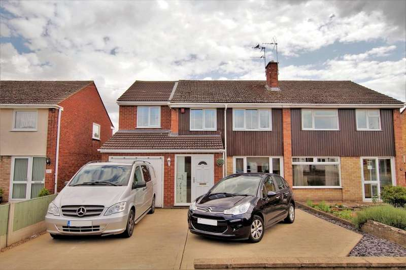 4 Bedrooms Semi Detached House for sale in Malton Road, North Hykeham