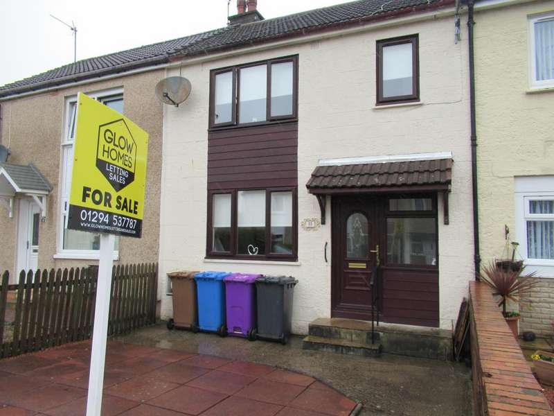 2 Bedrooms Terraced House for sale in Holehouse Drive, Kilbirnie KA25
