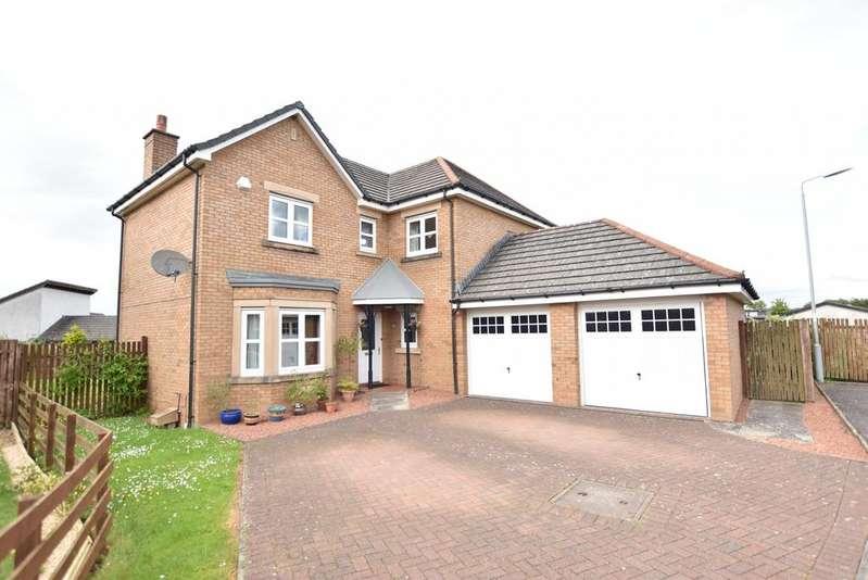 4 Bedrooms Detached Villa House for sale in 57 Highpark Road, Coylton, ka6 6ql