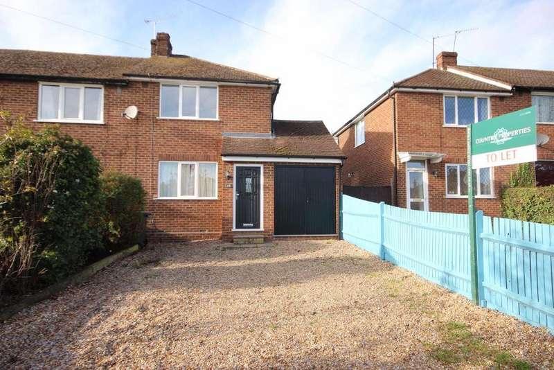 3 Bedrooms Semi Detached House for rent in Oliver Street, Ampthill, Bedfordshire