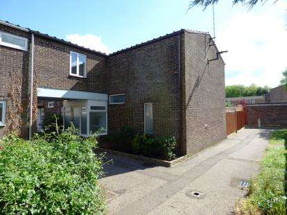 4 Bedrooms End Of Terrace House for sale in Sandford, Ravensthorpe, Peterborough, Cambridgeshire