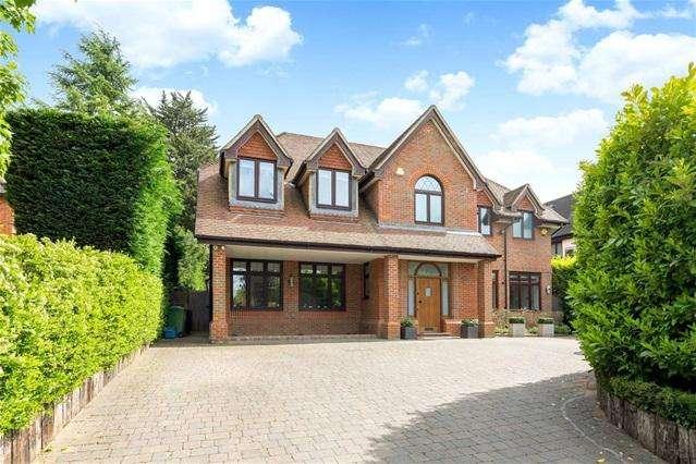 5 Bedrooms House for sale in Loom Lane, Radlett