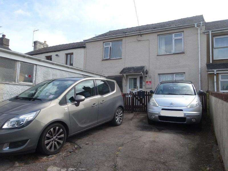 3 Bedrooms Terraced House for sale in Heywood Road, Cinderford