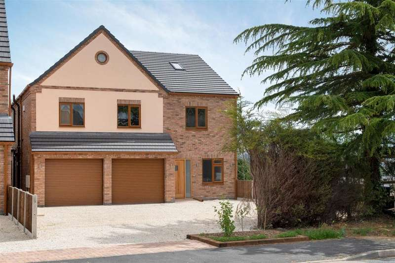 5 Bedrooms Detached House for sale in Lutterworth Road, Burbage