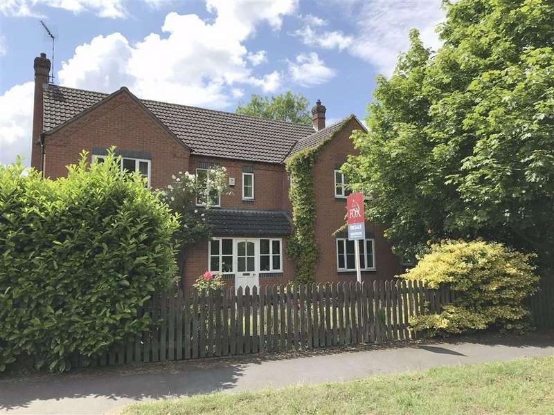 5 Bedrooms Detached House for sale in Desford